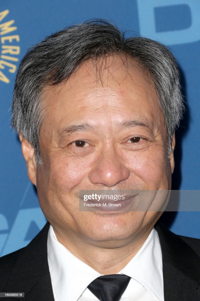 Director Ang Lee attends the 65th Annual Directors Guild Of America Awards at Ray Dolby Ballroom at Hollywood & Highland on February 2, 2013 in Los Angeles, California.
