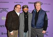 "2020 Sundance Film Festival - ""Charm City Kings""..."
