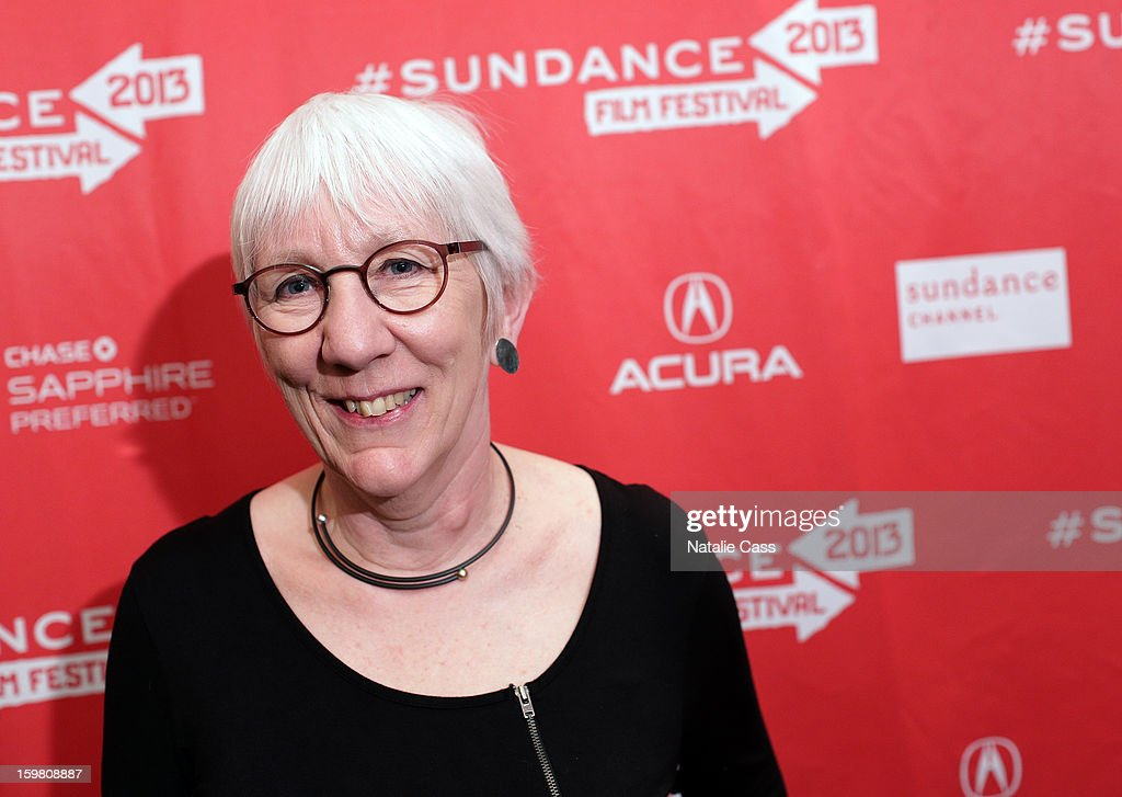 Director Anna Cady attends the '99% - The Occupy Wall Street Collaborative Film' premiere at Egyptian Theatre during the 2013 Sundance Film Festival on January 20, 2013 in Park City, Utah.