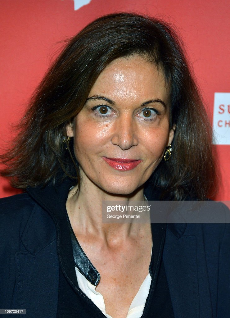 Director Anne Fontaine attends the 'Two Mothers' Premiere during the 2013 Sundance Film Festival at Eccles Center Theatre on January 18, 2013 in Park City, Utah.