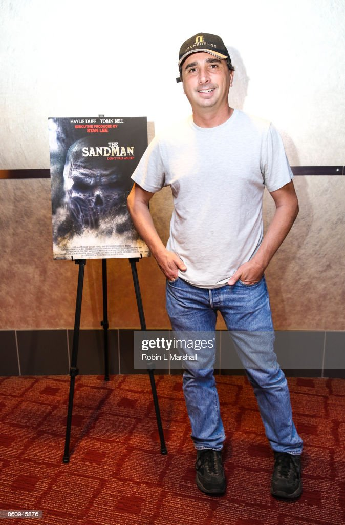 Director Anthony C. Ferrante attends the premiere of SyFy's 'The Sandman' movie screening at ArcLight Sherman Oaks on October 12, 2017 in Sherman Oaks, California.