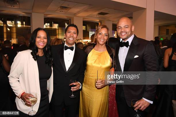 Director Anthony Hemingway and guests attend 48th NAACP Image Awards After Party at Pasadena Civic Auditorium on February 11 2017 in Pasadena...