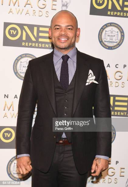 Director Anthony Hemingway attends 48th NAACP Image Dinner at Pasadena Convention Center on February 10 2017 in Pasadena California