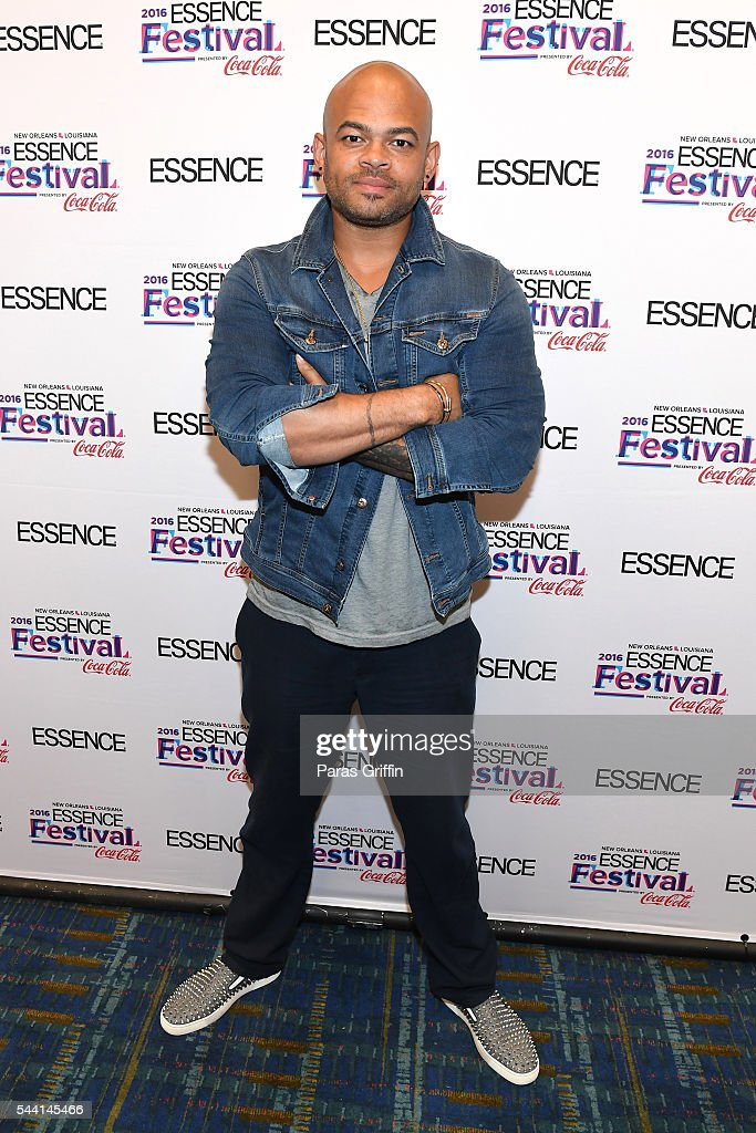 Director <a gi-track='captionPersonalityLinkClicked' href=/galleries/search?phrase=Anthony+Hemingway&family=editorial&specificpeople=4175580 ng-click='$event.stopPropagation()'>Anthony Hemingway</a> attends the 2016 ESSENCE Festival Presented By Coca-Cola at Ernest N. Morial Convention Center on July 1, 2016 in New Orleans, Louisiana.