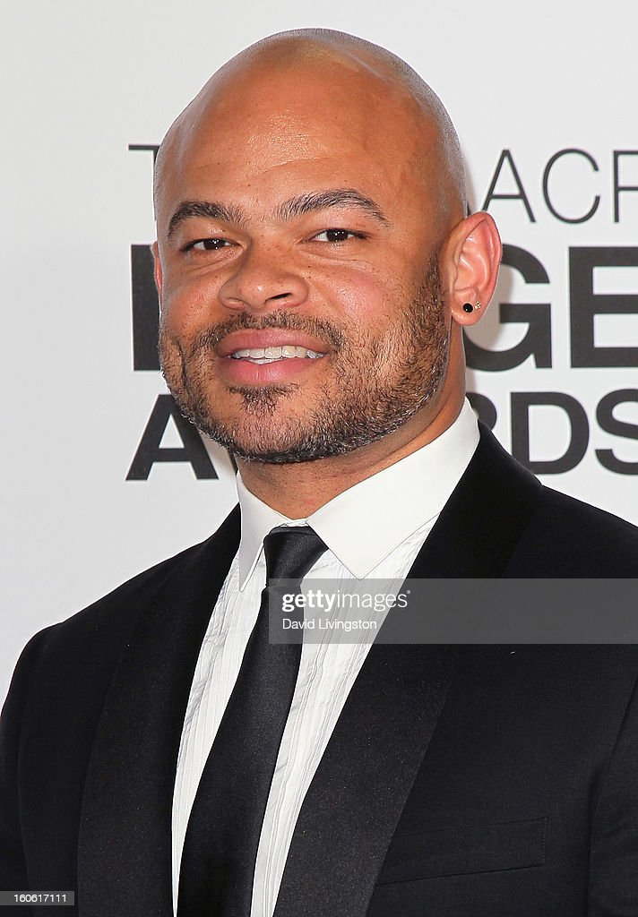 Director Anthony Hemingway attends the 44th NAACP Image Awards at the Shrine Auditorium on February 1, 2013 in Los Angeles, California.