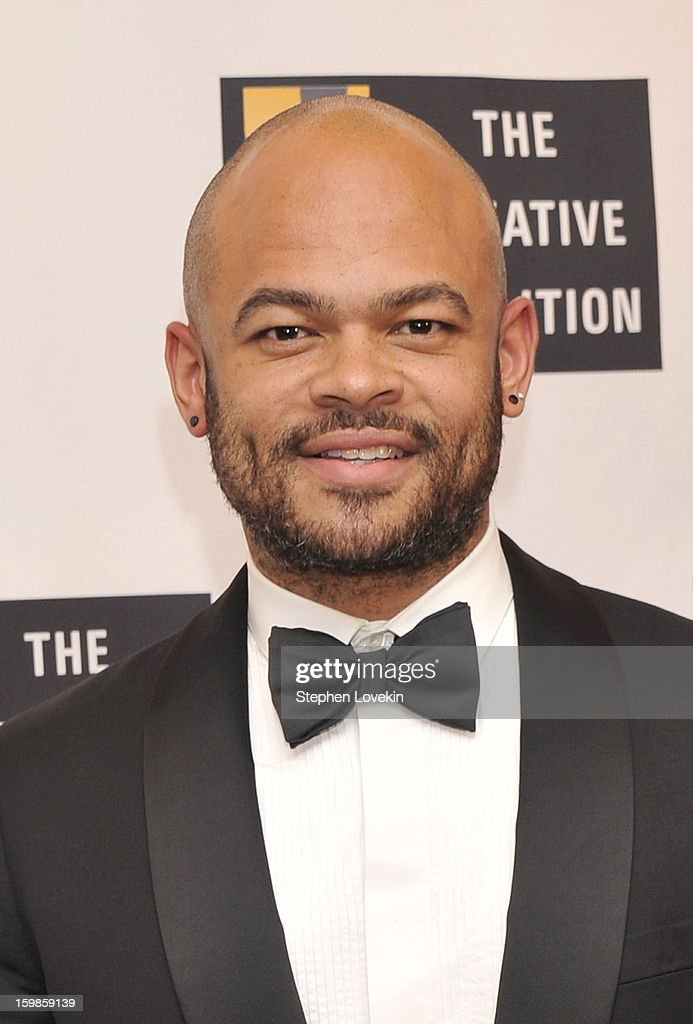 Director Anthony Hemingway attends The Creative Coalition's 2013 Inaugural Ball at the Harman Center for the Arts on January 21, 2013 in Washington, United States.