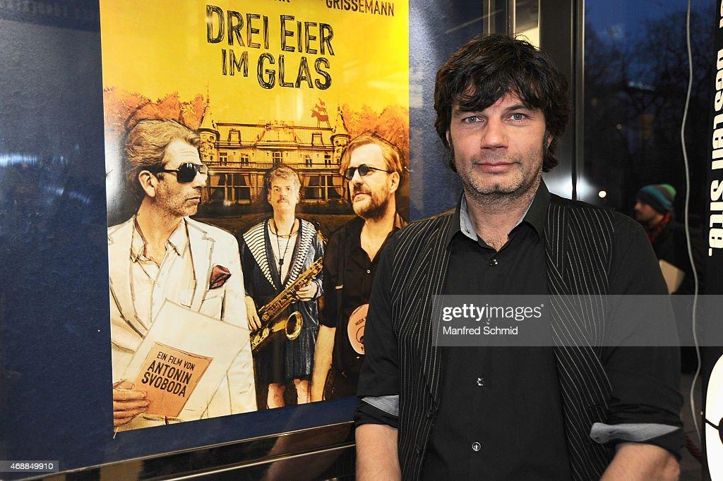 Drei Eier Im Glas Premiere  Getty Images