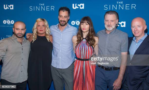 Director Antonio Campos Executive Producer Michelle Purple Executive Producer Derek Simonds Jessica Biel Bill Pullman and NBC Entertainment Networks...