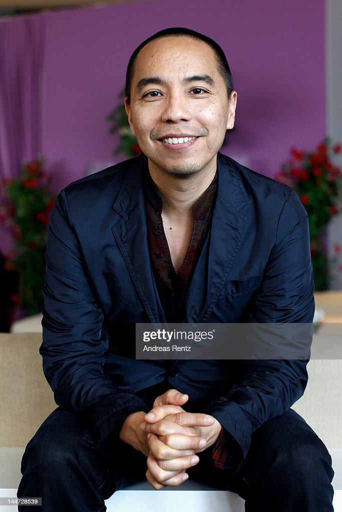 Apichatpong Weerasethakul Portrait Session - 65th Annual Cannes Film Festival