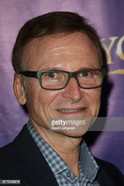 Director Armand Mastroianni arrives at the premiere of 'The Bodyguard' at the Pantages Theatre on May 2 2017 in Hollywood California