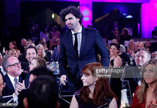 Director Armando Bo attends the 20th annual Critics' Choice Movie Awards at the Hollywood Palladium on January 15 2015 in Los Angeles California