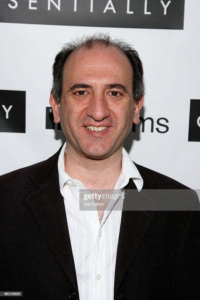 Director Armando Lannucci attends a screening of 'In The Loop' at the IFC Center on April 26, 2009 in New York City.