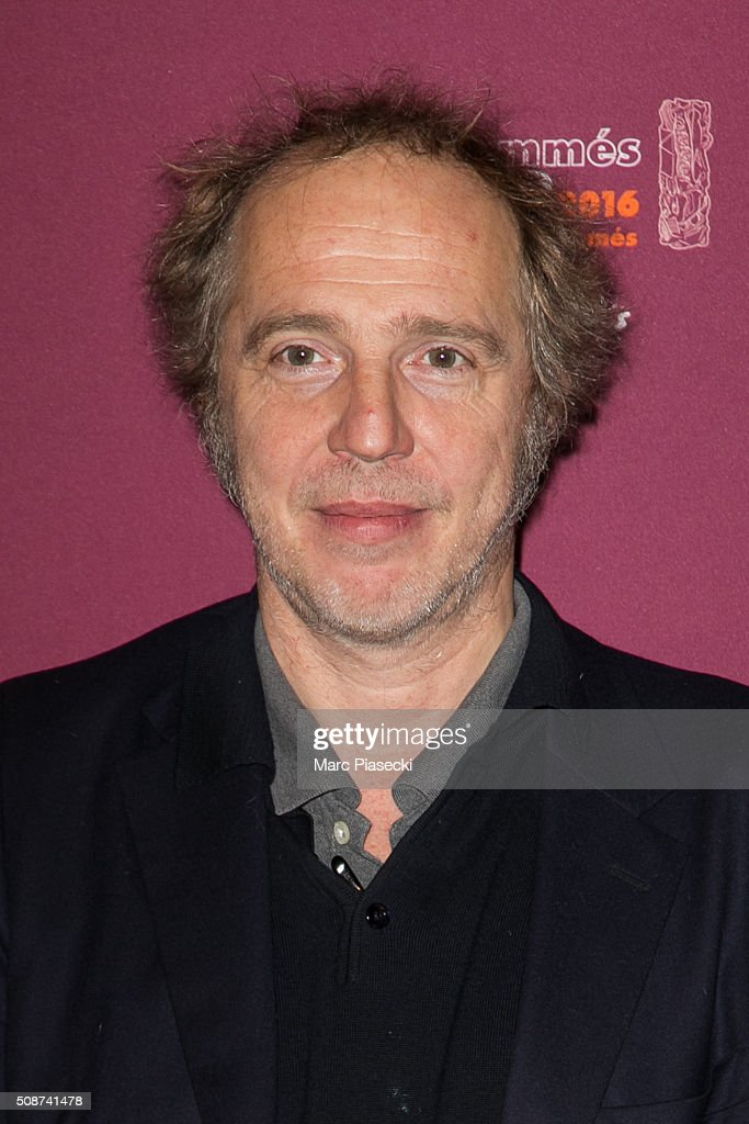Director <a gi-track='captionPersonalityLinkClicked' href=/galleries/search?phrase=Arnaud+Desplechin&family=editorial&specificpeople=2517702 ng-click='$event.stopPropagation()'>Arnaud Desplechin</a> attends the 'Cesar 2016- Nominee luncheon' at Le Fouquet's on February 6, 2016 in Paris, France.