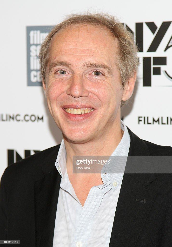 Director Arnaud Desplechin attends the 'Jimmy