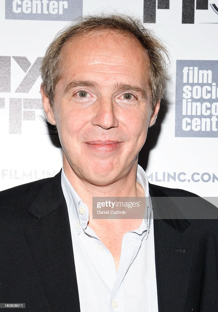 Director Arnaud Desplechin attends the 'Jimmy