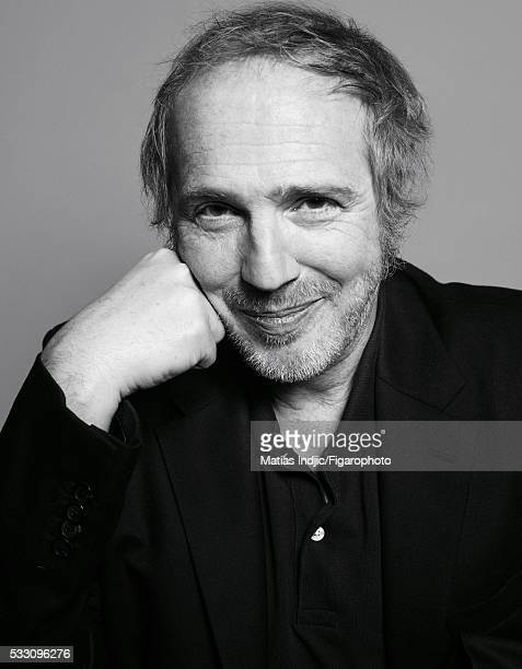 Director Arnaud Desplechin is photographed for Madame Figaro on January 18 2016 in Paris France PUBLISHED IMAGE CREDIT MUST READ Matias...