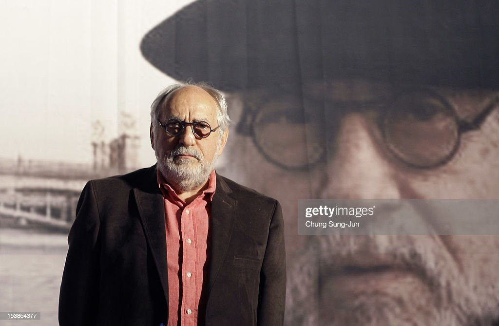 Director <a gi-track='captionPersonalityLinkClicked' href=/galleries/search?phrase=Arturo+Ripstein&family=editorial&specificpeople=2587675 ng-click='$event.stopPropagation()'>Arturo Ripstein</a> attends a Master Class 'My Life, My Cinema' during the 17th Busan International Film Festival (BIFF) at Shinsegae Centumcity CGV on October 10, 2012 in Busan, South Korea. The biggest film festival in Asia showcases 304 films from 75 countries and runs from October 4-13.