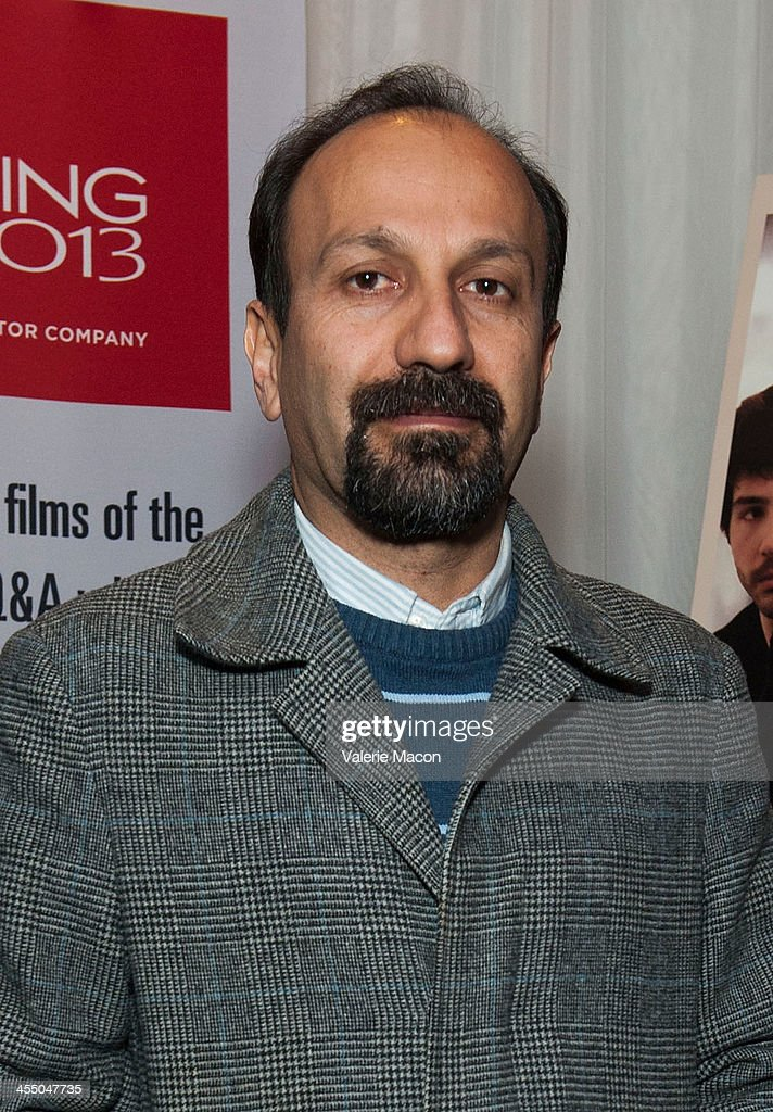 Director <a gi-track='captionPersonalityLinkClicked' href=/galleries/search?phrase=Asghar+Farhadi&family=editorial&specificpeople=5700577 ng-click='$event.stopPropagation()'>Asghar Farhadi</a> attends the 2013 Variety Screening Series Presents Sony Pictures Classics' 'The Past' at ArcLight Hollywood on December 10, 2013 in Hollywood, California.