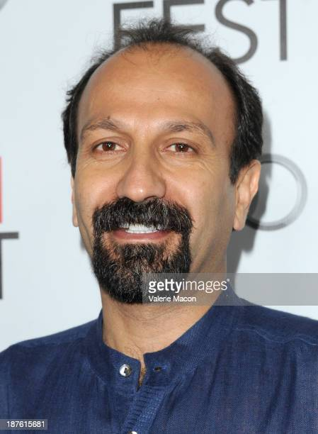 Director Asghar Farhadi attends the screening of 'The Past' during AFI FEST 2013 Presented By Audi at the Egyptian Theatre on November 10 2013 in...