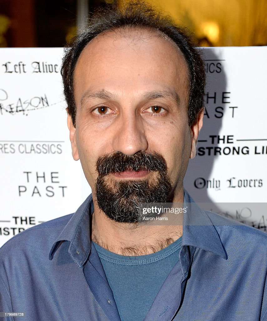 Director <a gi-track='captionPersonalityLinkClicked' href=/galleries/search?phrase=Asghar+Farhadi&family=editorial&specificpeople=5700577 ng-click='$event.stopPropagation()'>Asghar Farhadi</a> attends the Sony Pictures Classics' cast dinner during the 2013 Toronto International Film Festival at Creme Brasserie on September 7, 2013 in Toronto, Canada.