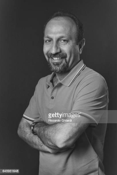 Director Asghar Farhadi is photographed for Self Assignment on February 11 2017 in Berlin Germany