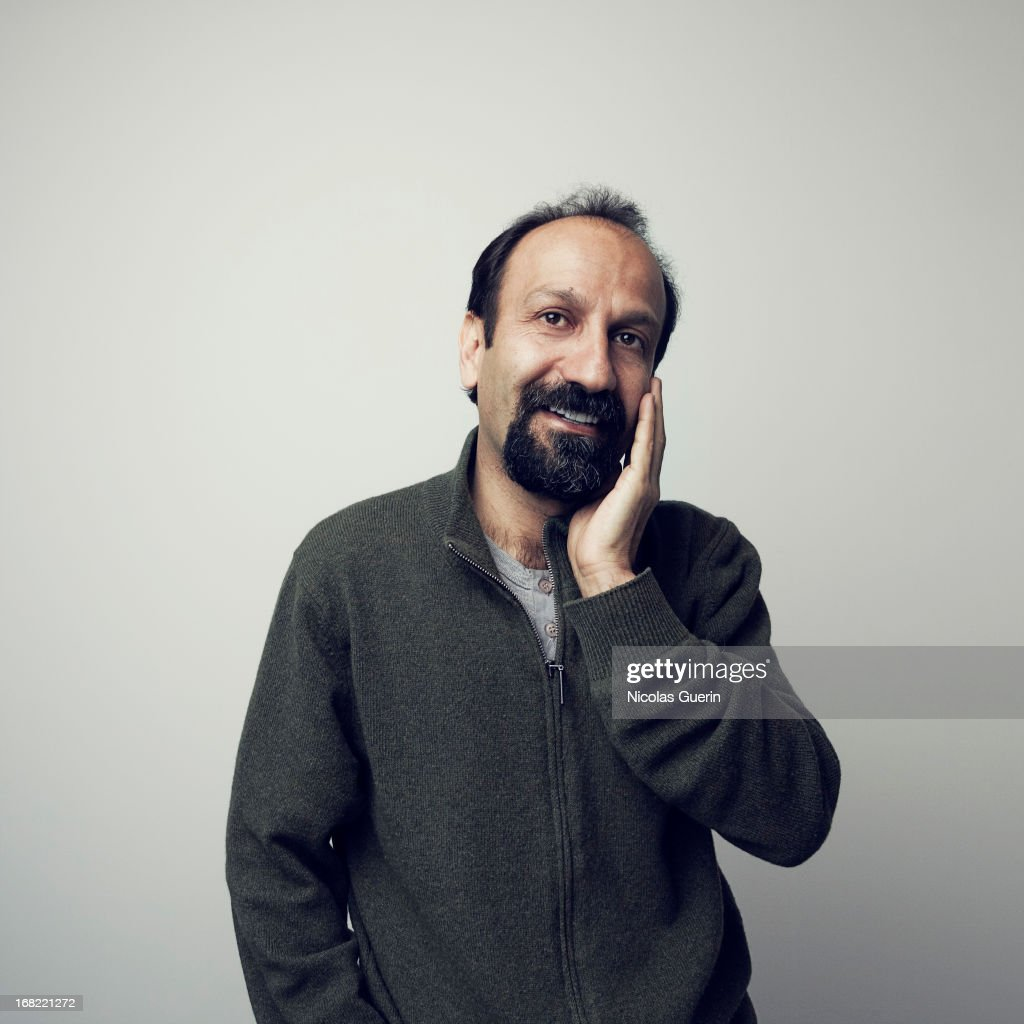 Director <a gi-track='captionPersonalityLinkClicked' href=/galleries/search?phrase=Asghar+Farhadi&family=editorial&specificpeople=5700577 ng-click='$event.stopPropagation()'>Asghar Farhadi</a> is photographed for Self Assignment on May 1, 2013 in Paris, France.