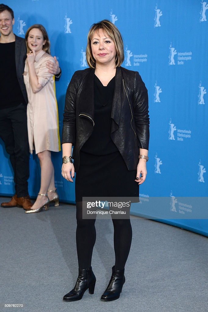Director Asli Oezge attends the 'All Of A Sudden' photo call during the 66th Berlinale International Film Festival Berlin at Grand Hyatt Hotel on February 12, 2016 in Berlin, Germany.