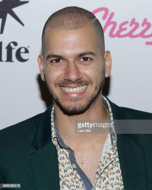 Director Assaad Yacoub attends the Cherry Pop Premiere at OutCinema Presented by NewFest and NYC Pride at SVA Theater on June 19 2017 in New York City
