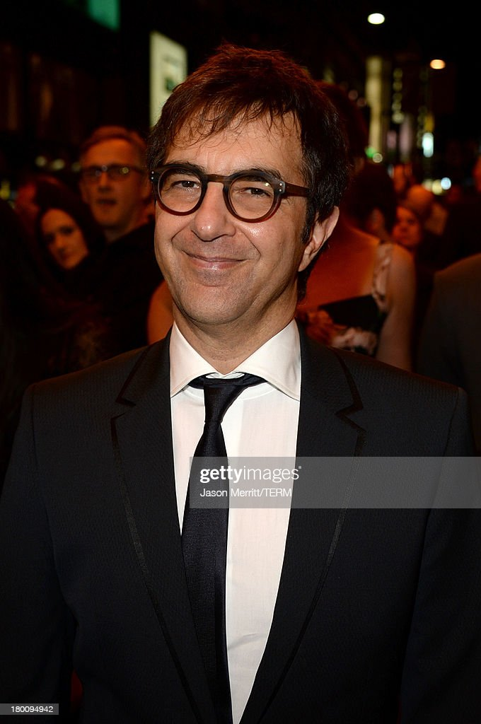 Director <a gi-track='captionPersonalityLinkClicked' href=/galleries/search?phrase=Atom+Egoyan&family=editorial&specificpeople=215428 ng-click='$event.stopPropagation()'>Atom Egoyan</a> attends 'The Devil's Knot' premiere during the 2013 Toronto International Film Festival at The Elgin on September 8, 2013 in Toronto, Canada.