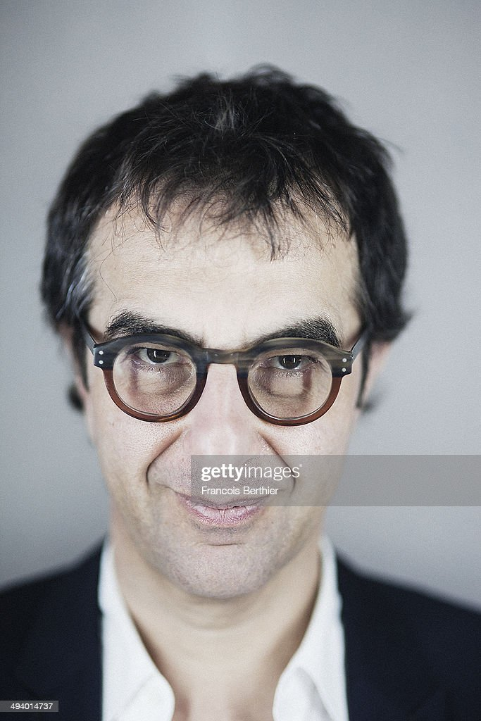 Director <a gi-track='captionPersonalityLinkClicked' href=/galleries/search?phrase=Atom+Egoyan&family=editorial&specificpeople=215428 ng-click='$event.stopPropagation()'>Atom Egoyan</a> is photographed for Self Assignment on May 21, 2014 in Cannes, France.