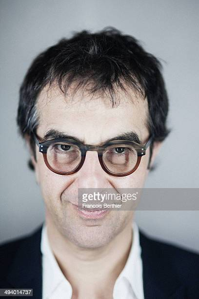 Director Atom Egoyan is photographed for Self Assignment on May 21 2014 in Cannes France