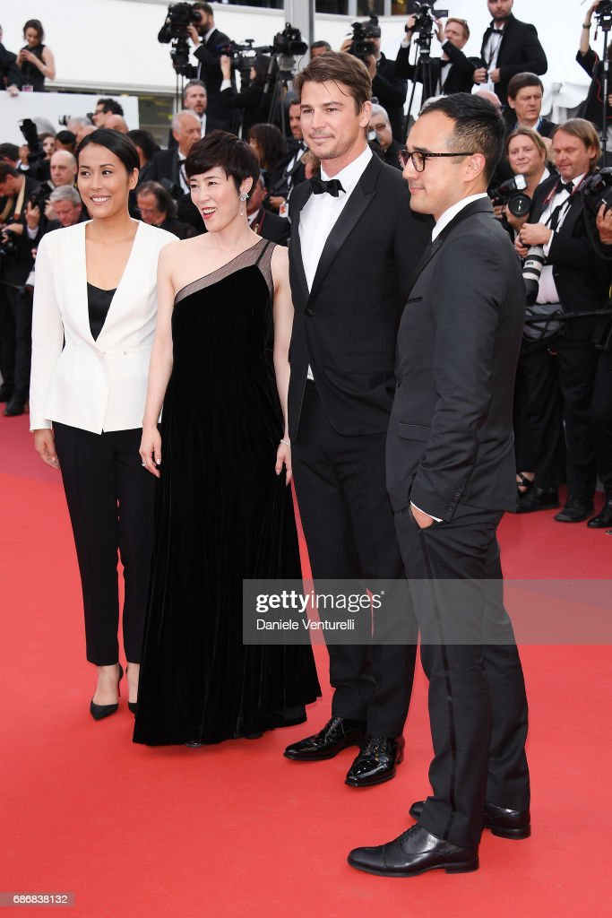 """""""The Killing Of A Sacred Deer"""" Red Carpet Arrivals - The 70th Annual Cannes Film Festival"""