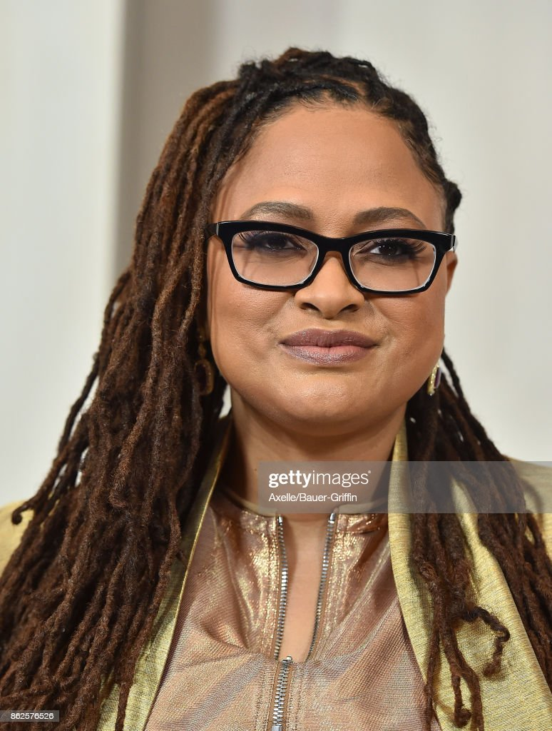Director Ava Duvernay arrives at Hammer Museum Gala in the Garden on October 14, 2017 in Westwood, California.
