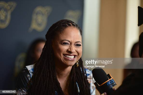 Director Ava DuVernay attends the 52nd Annual ICG Publicists Awards at The Beverly Hilton Hotel on February 20 2015 in Beverly Hills California