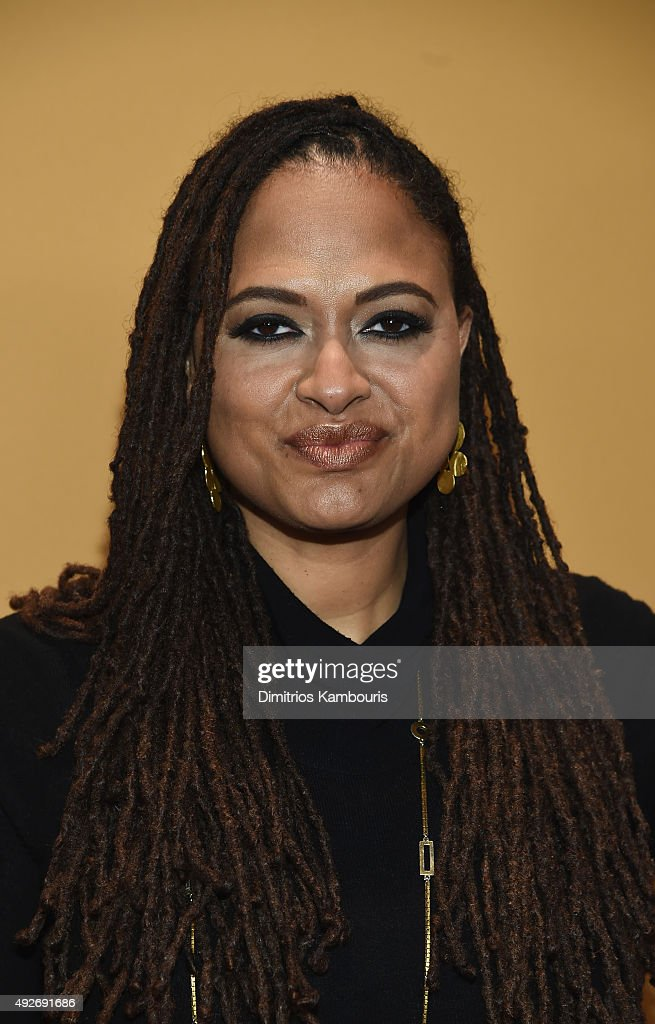 Director Ava DuVernay attends the 'Belief' New York premiere at TheTimesCenter on October 14, 2015 in New York City.