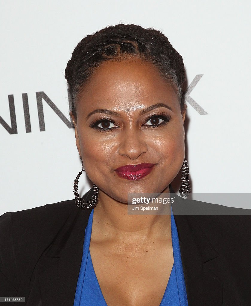 Director Ava DuVernay attends 'Venus Vs' and 'Coach' New York Special Screening at Paley Center For Media on June 24 2013 in New York City