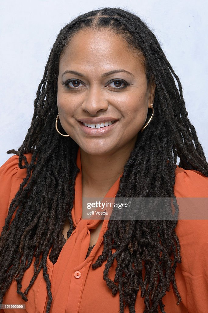 Director Ava DuVernay of 'Middle of Nowhere' poses at the Guess Portrait Studio during 2012 Toronto International Film Festival on September 12, 2012 in Toronto, Canada.
