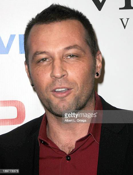Director Axel Braun arrives for the Premiere Of Vivid Entertainment's 'Star Wars XXX A Porn Parody' held at SupperClub on February 23 2012 in...