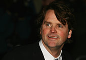 Director Barnaby Thompson arrives for the world premiere of 'StTrinian's' at The Empire Leicester Square on December 10 2007 in London England