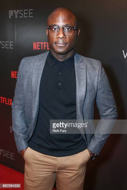 Director Barry Jenkins attends Netflix's 'Dear White People' For Your Consideration Event at Netflix FYSee Space on June 4 2017 in Beverly Hills...