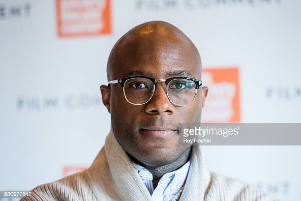 Director Barry Jenkins attends the 2016 Film Society Of Lincoln Center and Film comment luncheon at Scarpetta on January 4 2017 in New York City