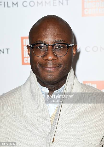 Director Barry Jenkins attends the 2016 Film Society Of Lincoln Center Film Comment Luncheon at Scarpetta on January 4 2017 in New York City