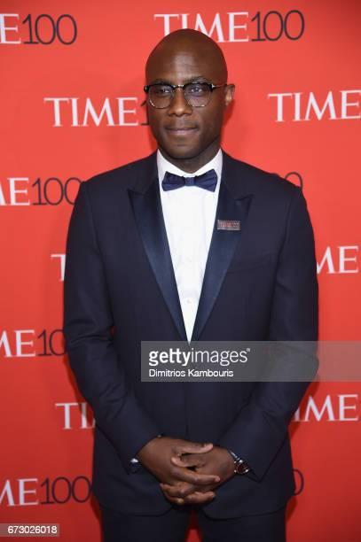 Director Barry Jenkins attends the 2017 Time 100 Gala at Jazz at Lincoln Center on April 25 2017 in New York City