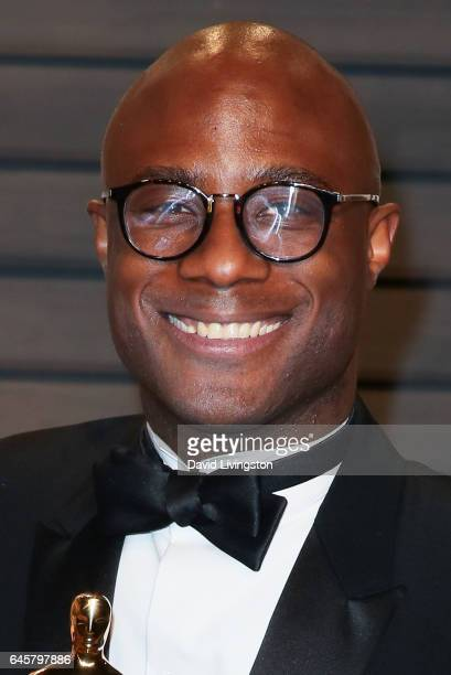 Director Barry Jenkins attends the 2017 Vanity Fair Oscar Party hosted by Graydon Carter at the Wallis Annenberg Center for the Performing Arts on...
