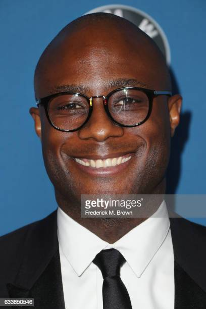 Director Barry Jenkins attends the 69th Annual Directors Guild of America Awards at The Beverly Hilton Hotel on February 4 2017 in Beverly Hills...