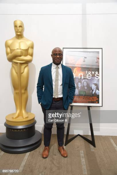 Director Barry Jenkins attends The Academy Of Motion Picture Arts And Sciences 20th Anniversary Celebration Of 'Love Jone' at Samuel Goldwyn Theater...