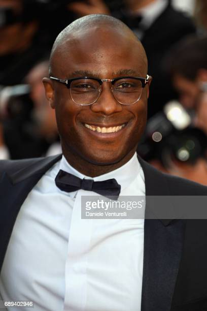 Director Barry Jenkins attends the Closing Ceremony during the 70th annual Cannes Film Festival at Palais des Festivals on May 28 2017 in Cannes...