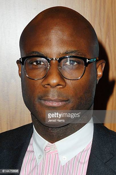 Director Barry Jenkins attends the Premiere of A24's 'Moonlight' at DGA Theater on October 13 2016 in Los Angeles California