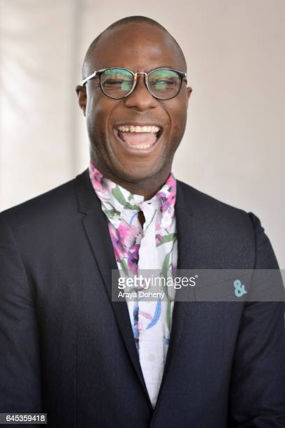 Director Barry Jenkins during the 2017 Film Independent Spirit Awards at the Santa Monica Pier on February 25 2017 in Santa Monica California