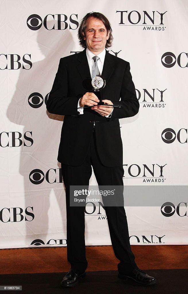 The 62nd Annual Tony Awards - Press Room